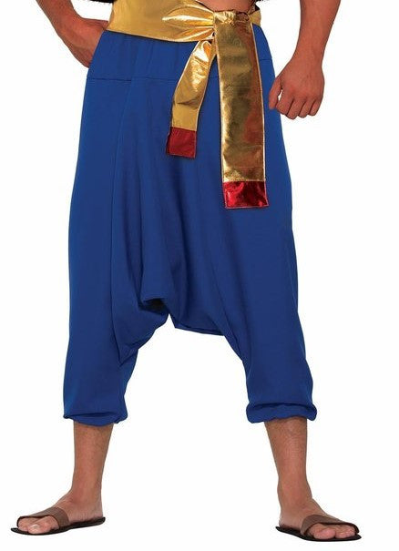 Desert Prince Pants Blue