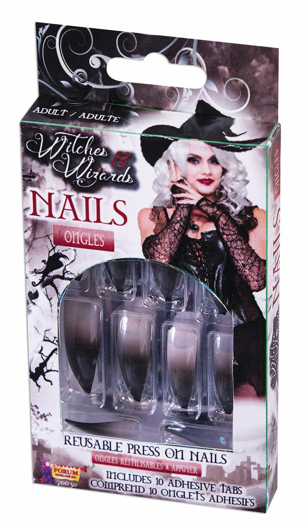 Nails Witches & Wizards