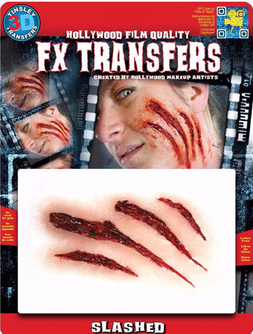 3D FX Transfers ''Slashed''