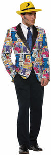 Pop Art Male Blazer