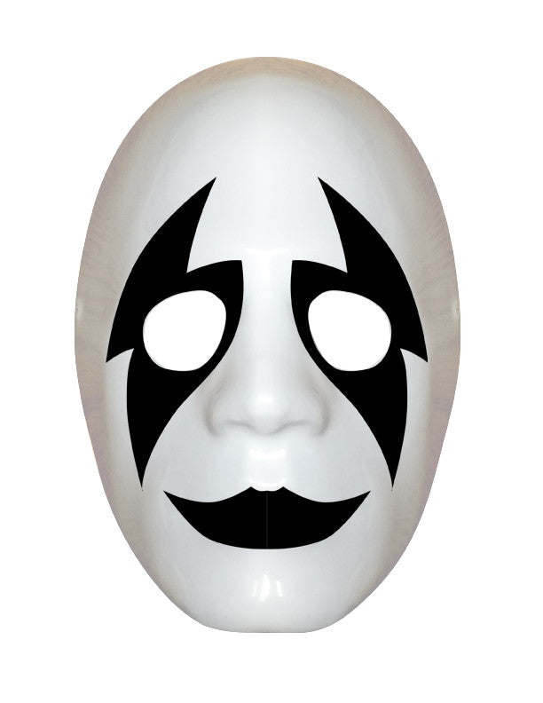 Mask Black/White Rocker