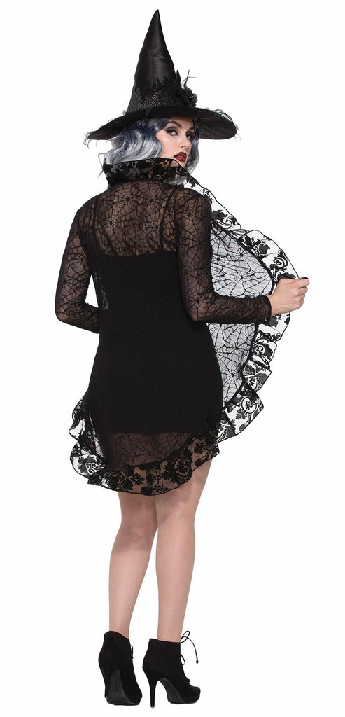 Spider Web Lace Jacket