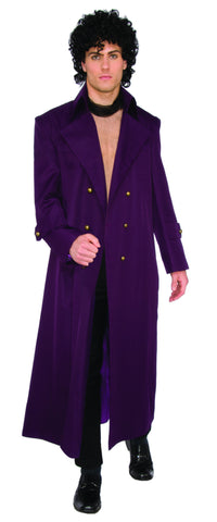 Rock Royalty Jacket Purple