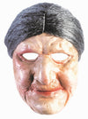 Old Lady Mask with Wig