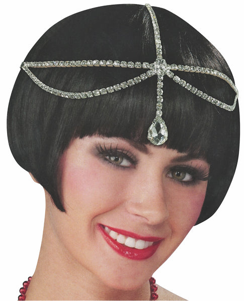 Flapper Hair Jewelry