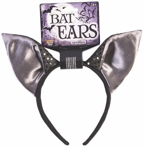 Bat Ears Headband