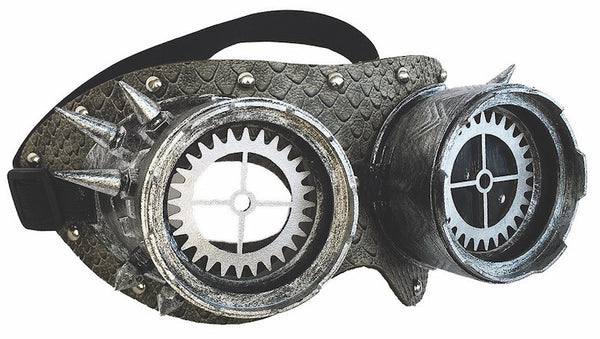 Steampunk Gear Goggles