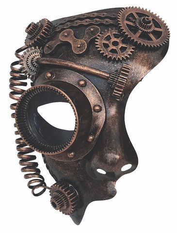 Steampunk One Eye Mask