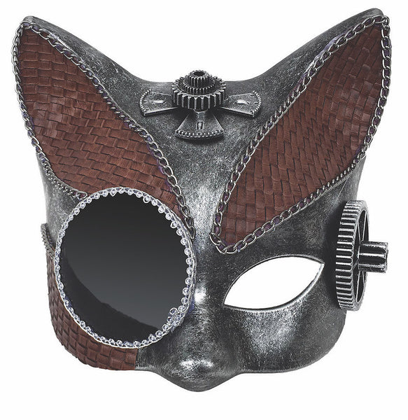 Steampunk Rabbit Mask