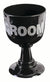 Plastic Black Goblet - Groom