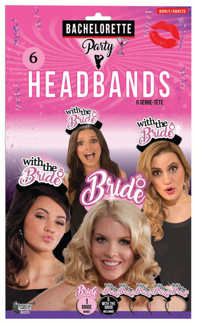 Bachelorette Headbands