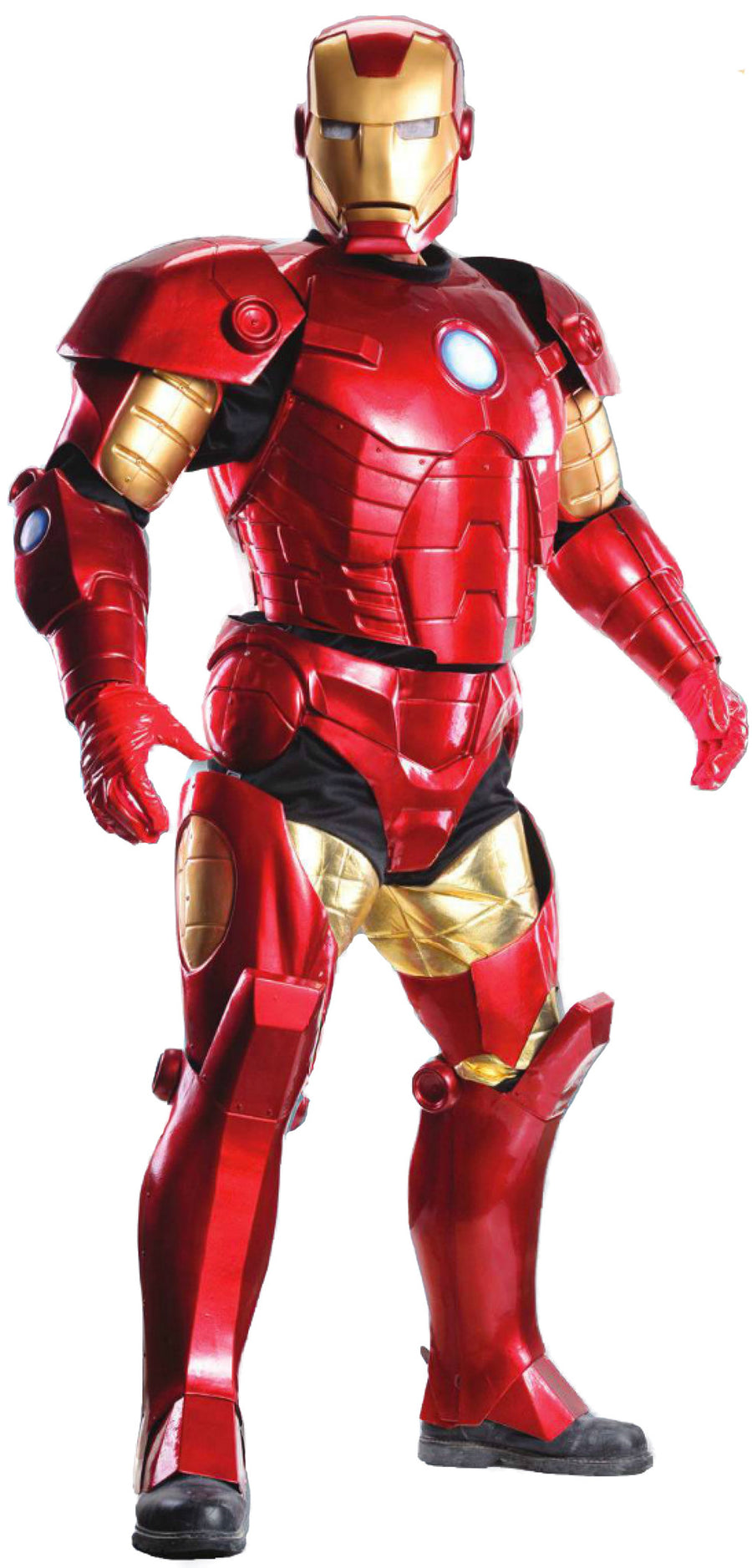 Supreme Edition Iron Man  sc 1 st  Mystique Costumes & Costumes for Men - Mystique Costumes