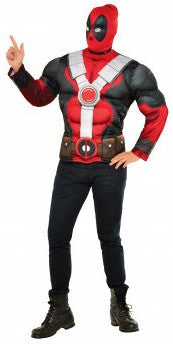 Deadpool Costume Top