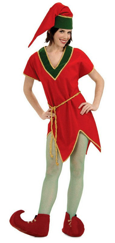 Fleece Adult Elf
