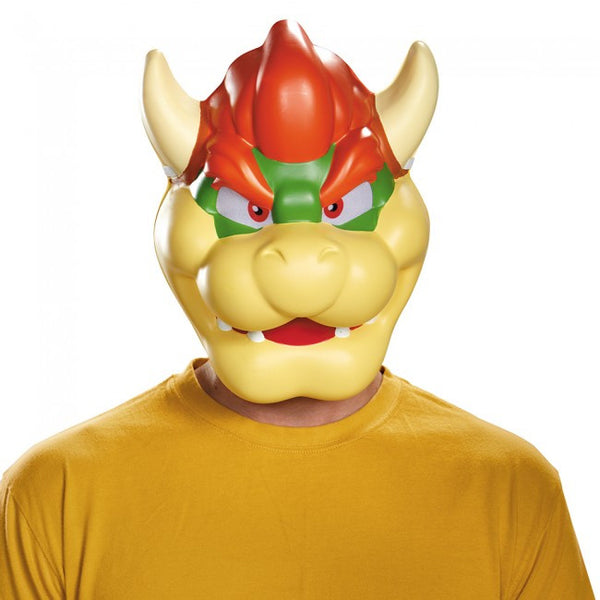 Bowser Adult Mask