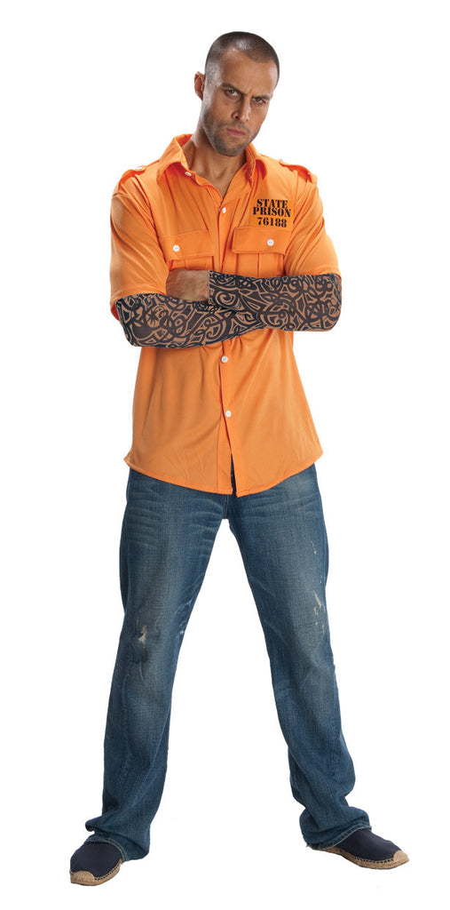 Prisoner Shirt Orange