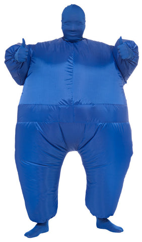 Blue Inflatable