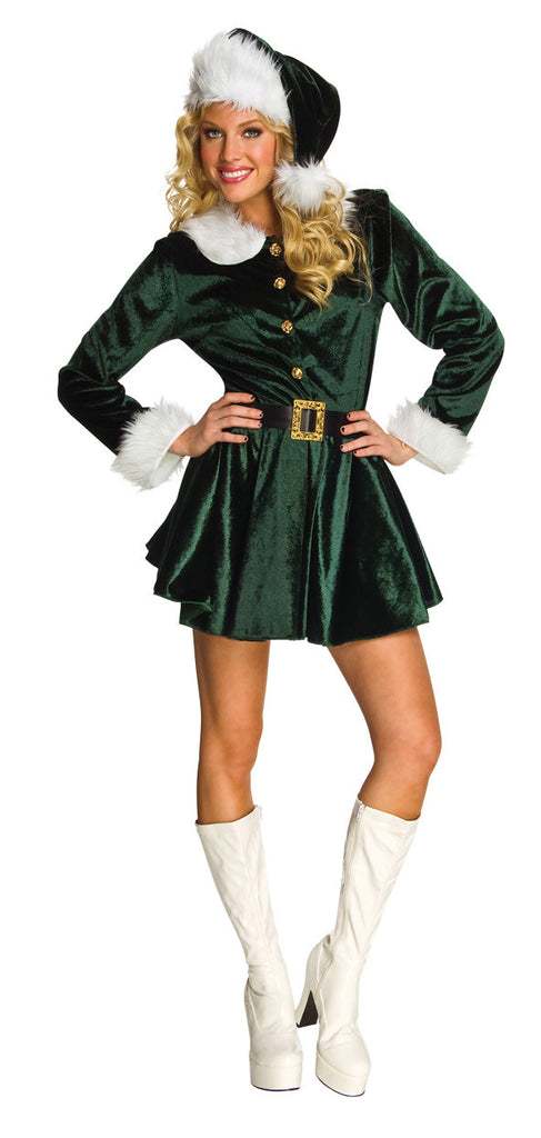 Santa's Green Helper