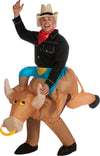 Inflatable Bull Rider