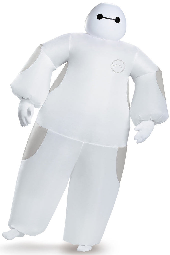 White Baymax Inflatable