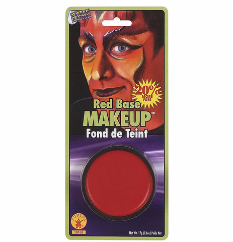 Grease Paint Makeup Red