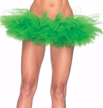 Organza Tutu Hot Green