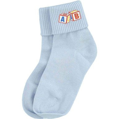 Big Baby Socks Blue