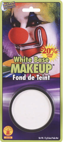 Grease Paint Makeup White
