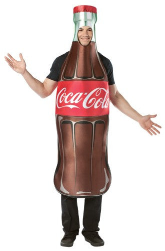 Coke Bottle Adult