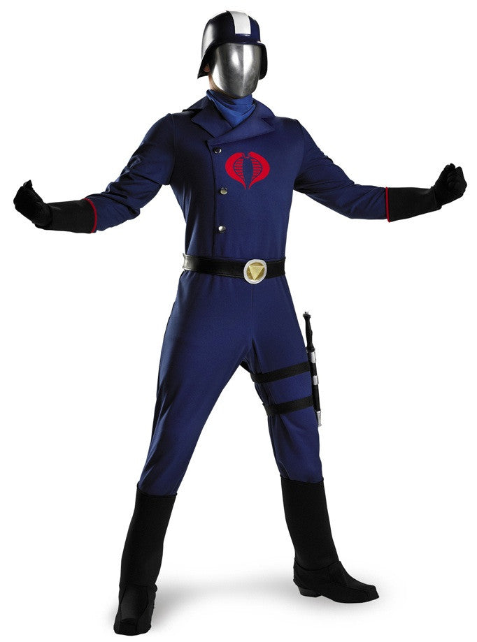 Cobra Commander G I JOE