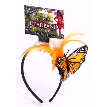 Fairy Headband Orange