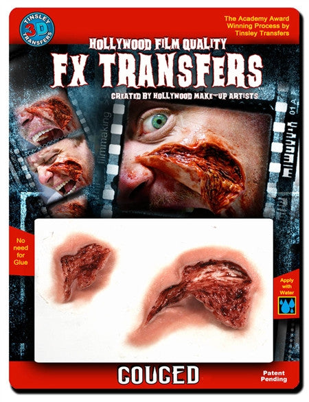 "3D FX Transfers ""Gouged"""