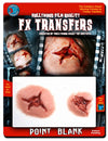 "3D FX Transfers ""Point Blank"""