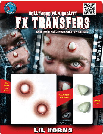 3D FX Transfers ''Lil Horns''