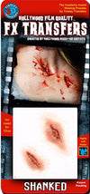 3D FX Transfers ''Shanked''