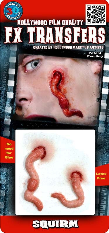 "3D FX Transfers ""Squirm"""