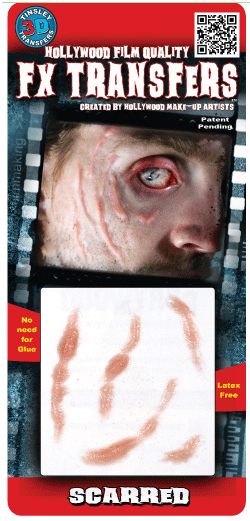 "3D FX Transfers ""Scarred"""