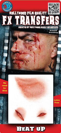 3D FX Transfers ''Beat Up''