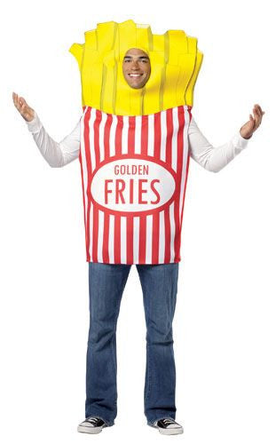 French Fries Adult