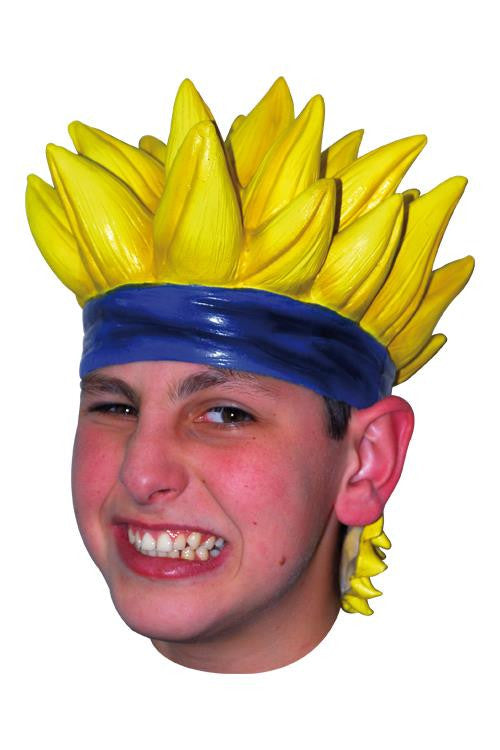 Yellow Anime Headpiece