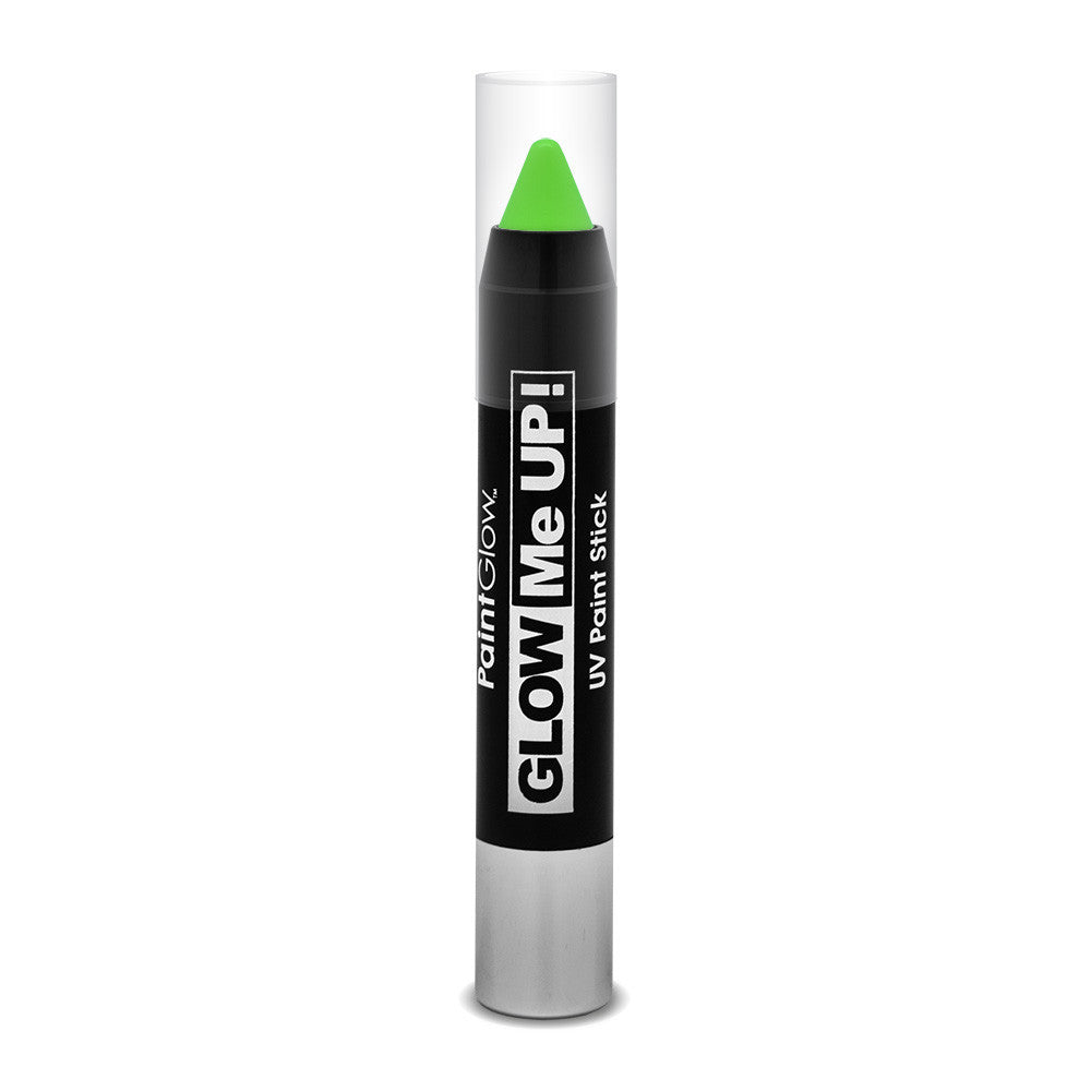 UV Neon Paint Stick Green