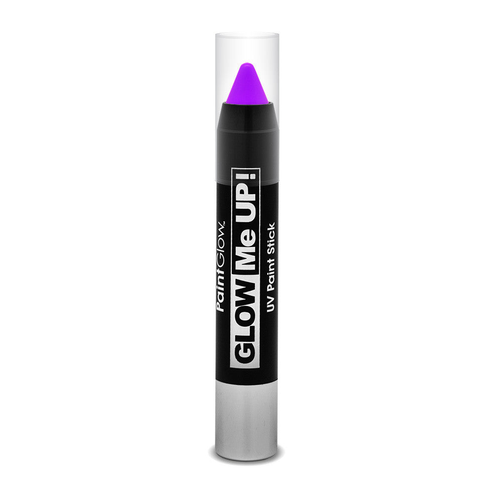 UV Neon Paint Stick Violet