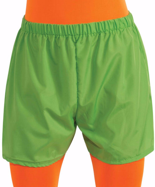 Green 2nd Skin Boxer Short
