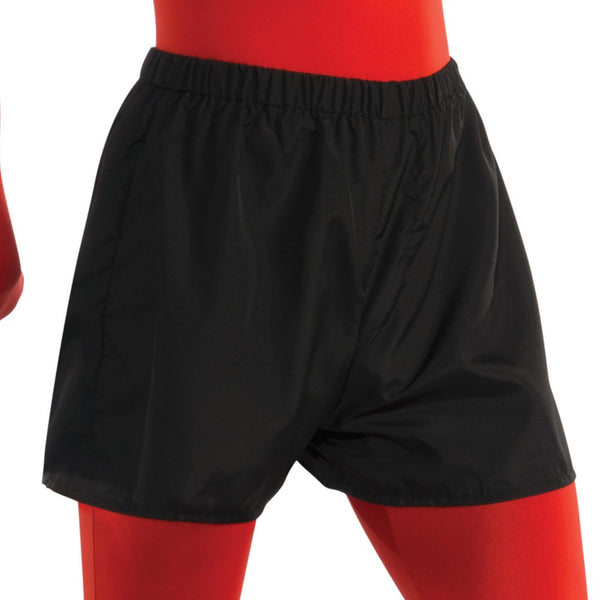Black 2nd Skin Boxer Short