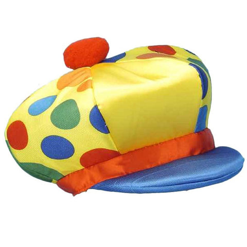 Foam Clown Hat