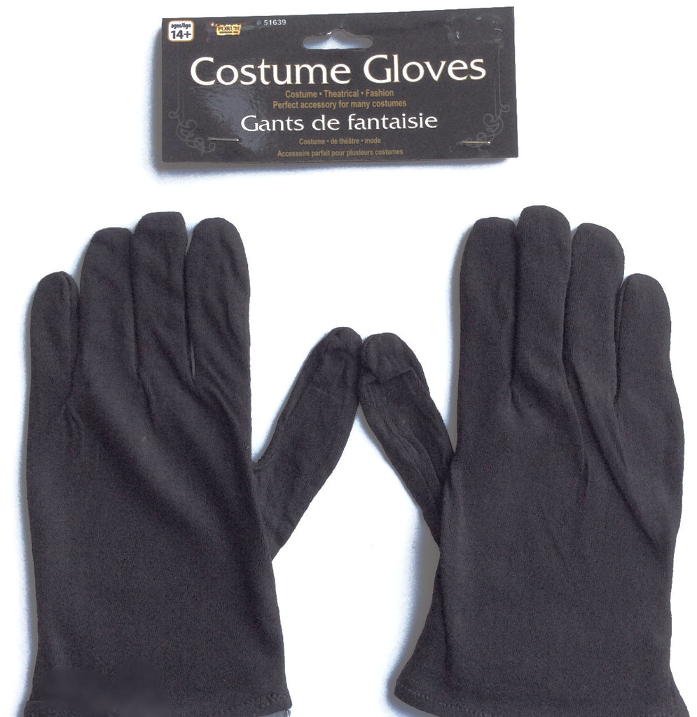 Gloves Theatrical Black
