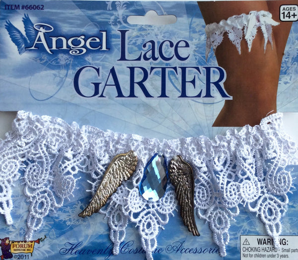Angel Lace Garter