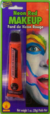 Neon Red Makeup Tube