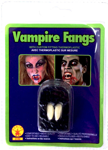 Classic Vampire Fangs with Case
