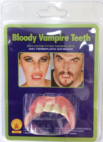 Bloody Vampire Teeth